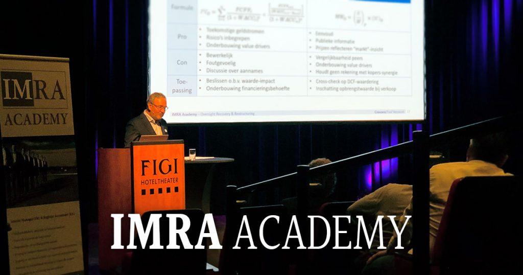 IMRA Netwerk   Restructuring Recovery IMRA Academy